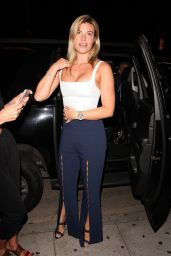 Samantha Hoopes - Leaving the Delilah Club in West Hollywood 08/17/2018