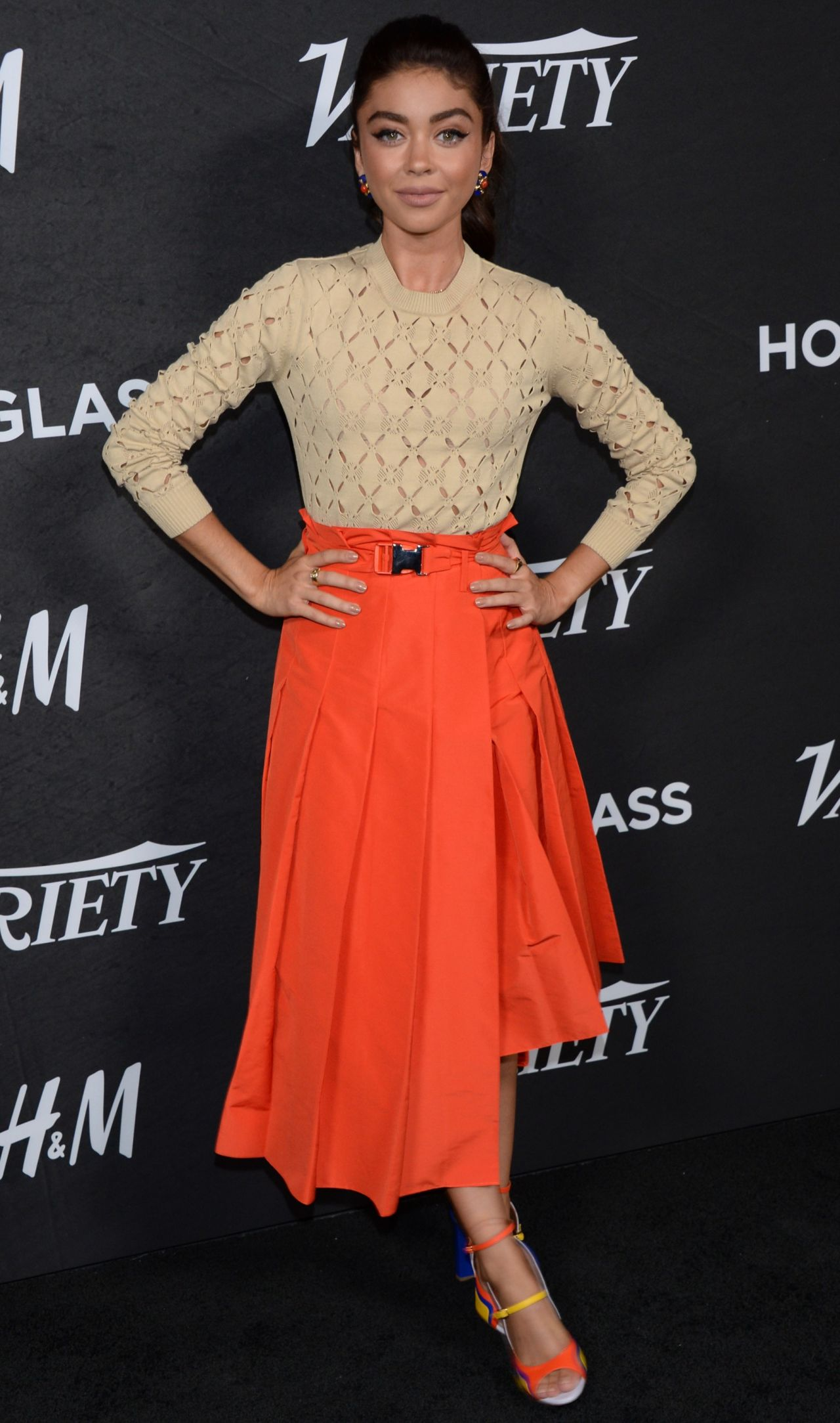 Sarah Hyland: Varietys Power of Young Hollywood Party -06