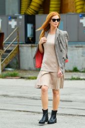 Sarah Rafferty - Marc Cain