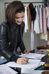 Selena Gomez - Selena Gomez x Coach Collection Fall 2018 Behind the Scenes