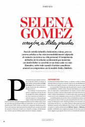 Selena Gomez - Vanidades Magazine Chile 08/31/2018