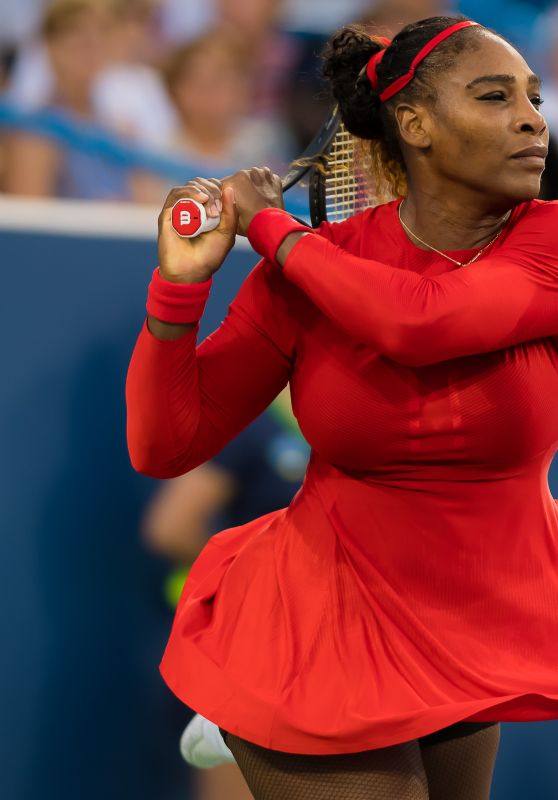 Serena Williams – 2018 Western & Southern Open in Cincinnati 08/13/2018