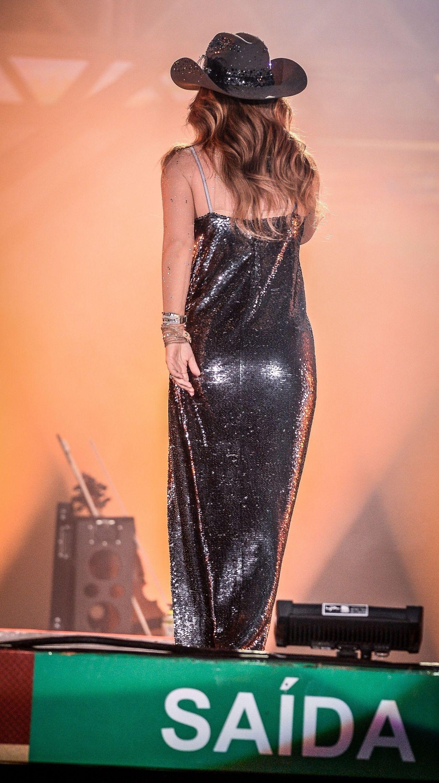 Shania Twain Performs At The Cowboy Festival Of Barretos
