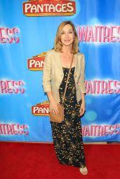 """Sharon Lawrence – """"Waitress"""" Premiere in LA"""