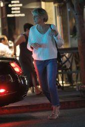 Sharon Stone at Wally