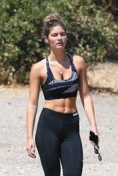 Shauna Sexton - Hiking in LA, August 2018