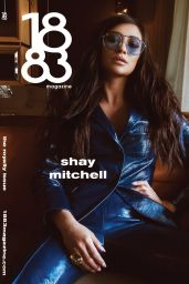 Shay Mitchell - 1883 Magazine August 2018 Photos