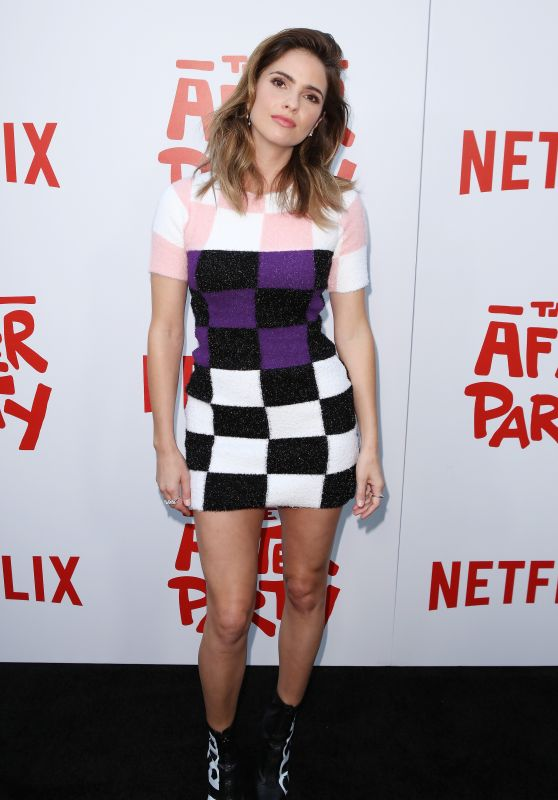 "Shelley Hennig - ""The After Party"" Screening in LA"