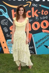 Shiri Appleby – Amazon Back-to-School Event in the Pacific Palisades