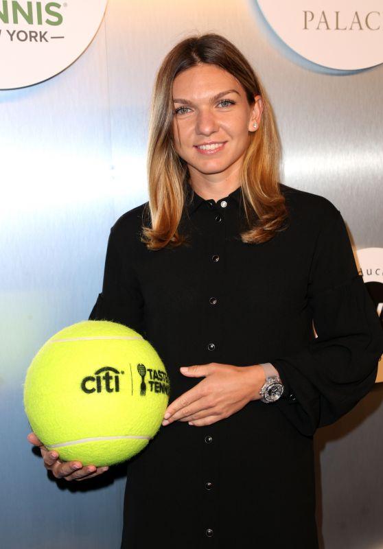 Simona Halep - 2018 Citi Taste of Tennis Gala in NYC