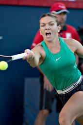Simona Halep – Rogers Cup in Montreal 08/10/2018