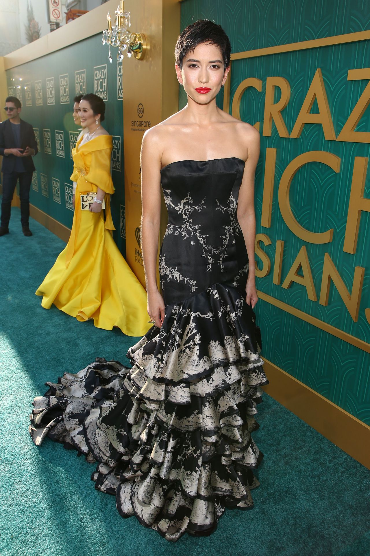 "Sonoya Mizuno – ""Crazy Rich Asians"" Premiere in LA"