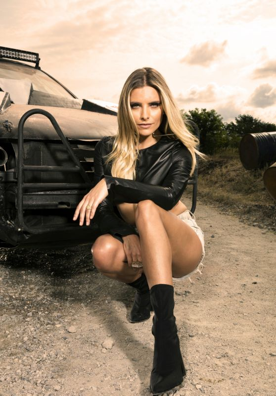 Sophia Thomalla - Devils Race Promo and Set Bilder 2018