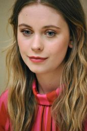 """Sorcha Groundsell - """"The Innocents"""" Press Conference in Beverly Hills"""