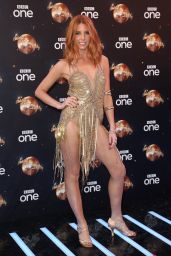 Stacey Dooley – Strictly Come Dancing Launch in London 08/27/2018