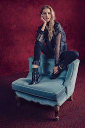 Stella Maxwell - 7 For All Mankind Fall 2018 Campaign