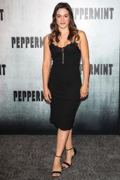 "Stephanie Arcila – ""Peppermint"" Premiere in LA"