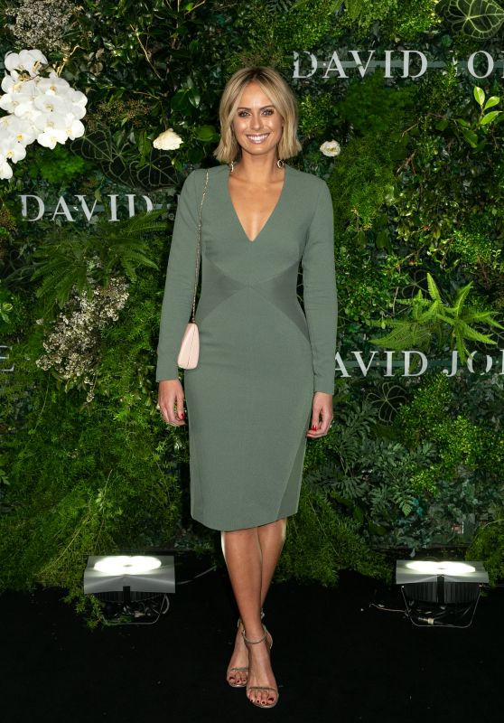 Sylvia Jeffreys – David Jones Spring Summer 2018 Fashion Show in Sydney