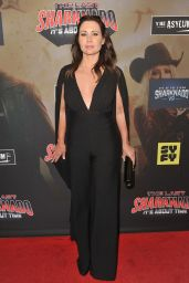 "Tandi Tugwell – ""The Last Sharknado: It's About Time"" Premiere in LA"