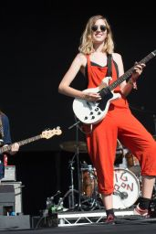 The Big Moon – Performs at Bestival 2018 in Lulworth
