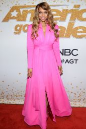 Tyra Banks – America's Got Talent at The Dolby Theatre in Hollywood 08/28/2018