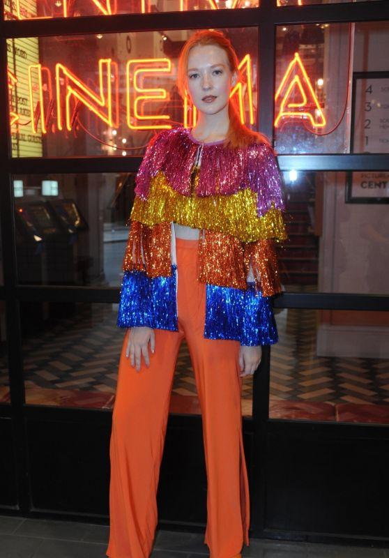 "Victoria Clay – ""Alpha"" Screening in London"