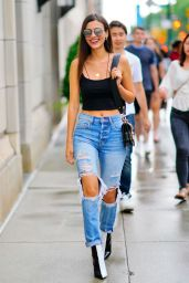 Victoria Justice - Out in NYC 08/14/2018