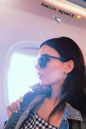 Victoria Justice - Social Media 08/23/2018