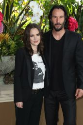 "Winona Ryder and Keanu Reeves - ""Destination Wedding"" Photo Call in Beverly Hills"