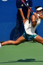Yafan Wang – 2018 US Open Tennis Tournament 08/28/2018