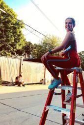 Zoey Deutch – Social Media 08/24/2018