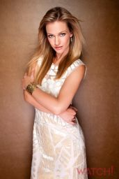 A.J. Cook - Photoshoot for Watch! Magazine