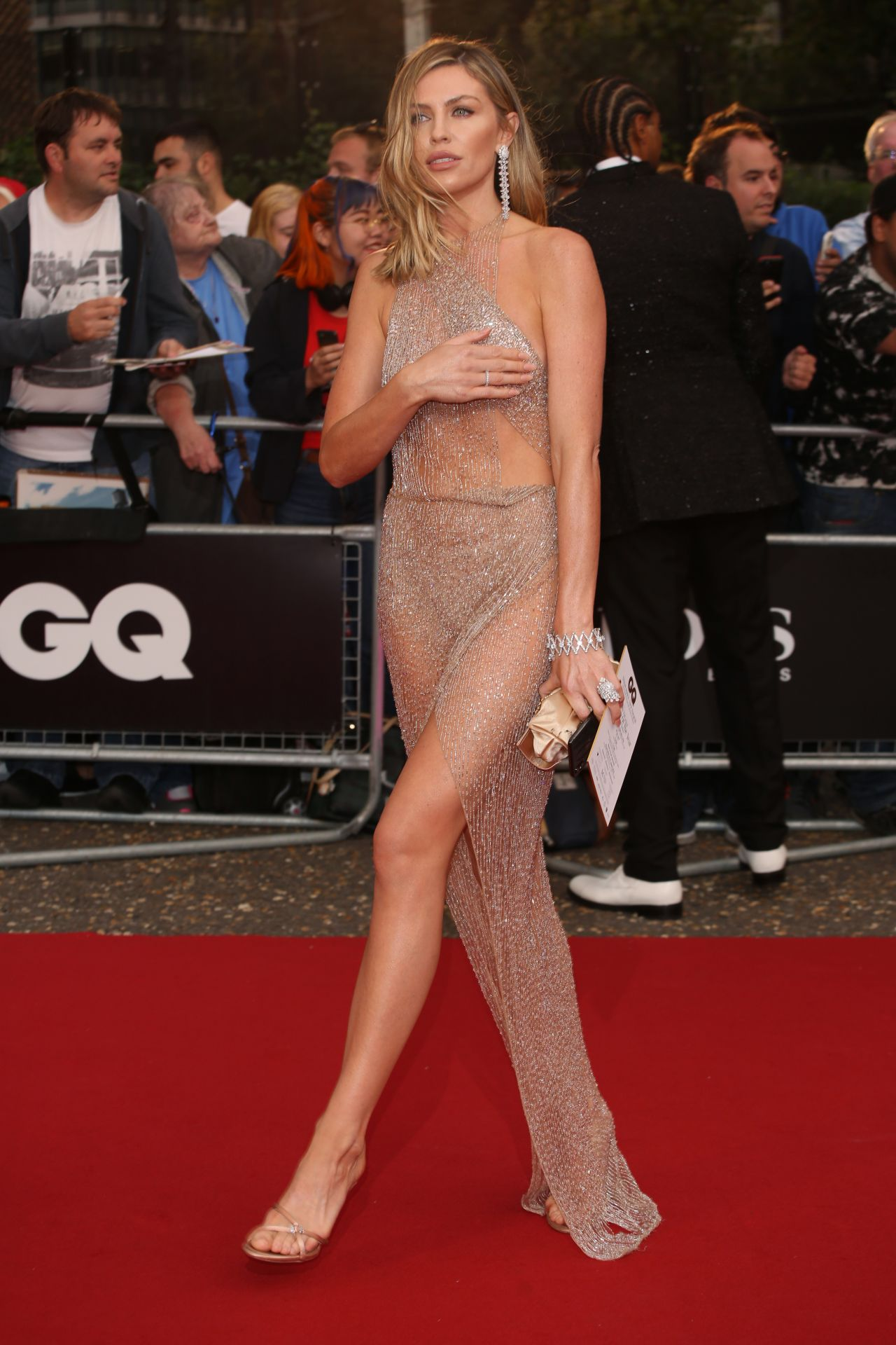 Abbey Clancy  Gq Men Of The Year Awards 2018 In London-2951