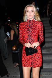 Abbey Lee Kershaw – Tom Ford Fashion Show in NYC 09/05/2018