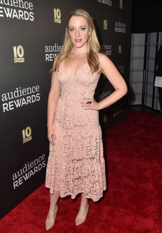 Abby Mueller – 10th Anniversary of Audience Rewards in NY