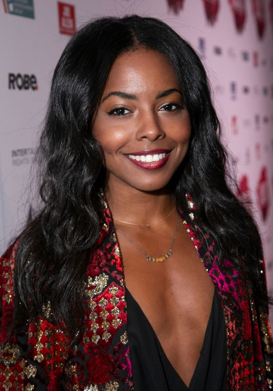 Adrienne Warren – The Stage Debut Awards 2018 in London