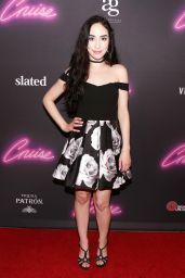 "Ainsley Bailey – ""Cruise"" Premiere in LA"