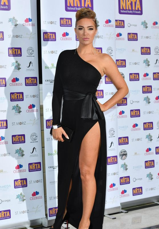 Aisleyne Horgan-Wallace – 2018 National Reality TV Awards in London