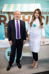 Alana Spencer - Launch of Her New Products and Cakeprenuer Initiative in London