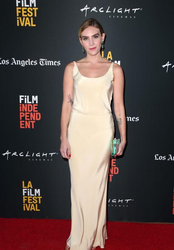 "Aleque Reid - ""Simple Wedding"" World Premiere, LA Film Festival 09/21/2018"