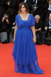 """Alessia Barela – """"The Sisters Brothers"""" Red Carpet at Venice Film Festival"""