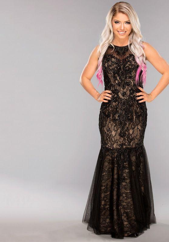Alexa Bliss - WWE Hall of Fame Photoshoot 2018
