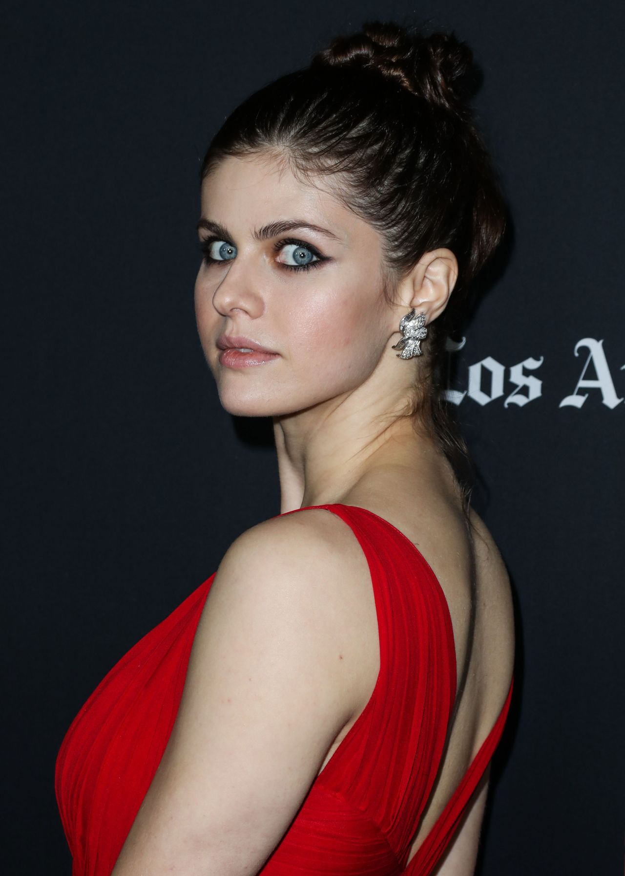 "Hottest Woman 11 12 16 Maiara Walsh Notorious: ""Nomis"" Premiere At LA Film Festival"