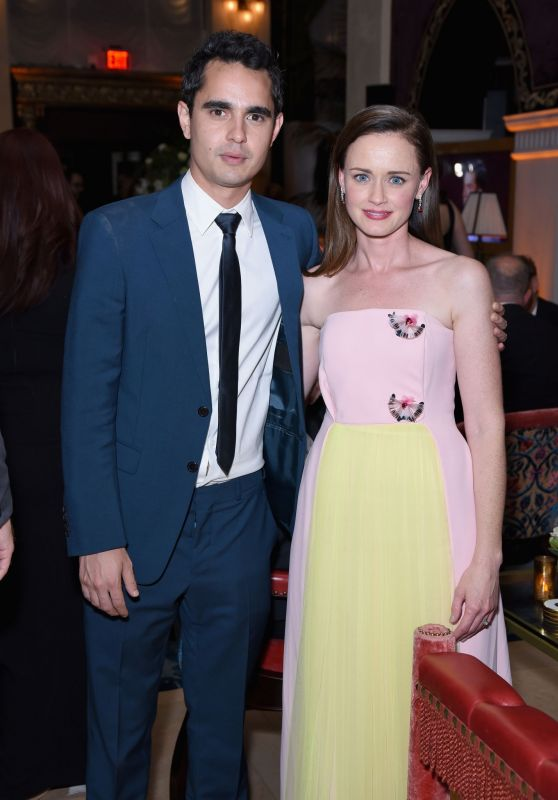 Alexis Bledel – Hulu's 2018 Emmy Party