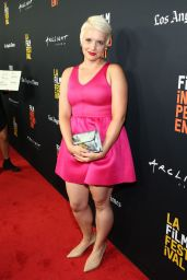 "Ali Grusell – ""The Oath"" Premier at LA Film Festival"