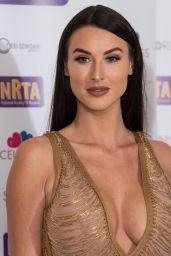 Alice Goodwin – 2018 National Reality TV Awards in London