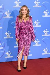 Alice Liveing – The National Lottery Awards in London 09/21/2018