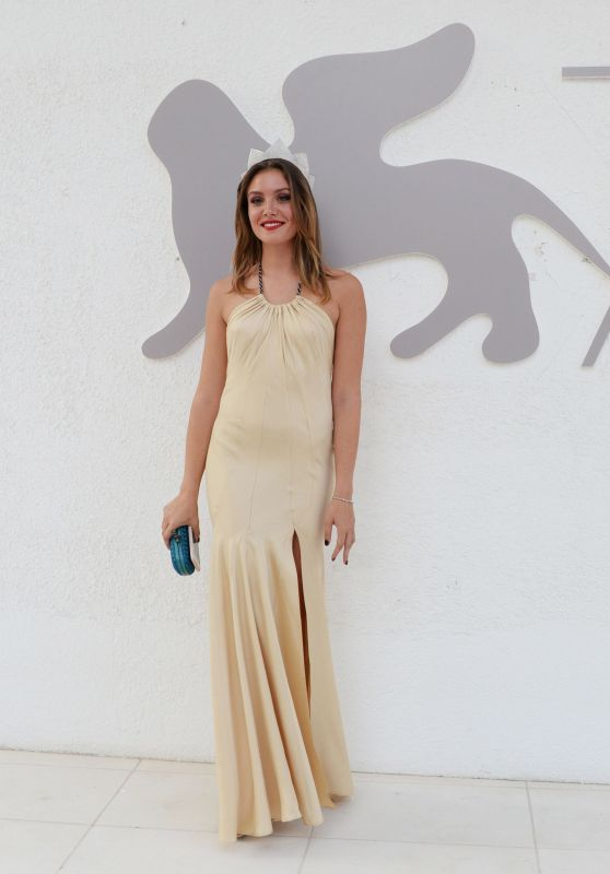 "Alice Rachele Arlanch – 2018 Venice Film Festival Opening Ceremony and ""First Man"" Red Carpet"