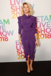 Alice Taglioni – Etam Show at Paris Fashion Week 09/25/2018