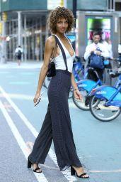 Alicia Herbeth – Casting Call for the Victoria's Secret Fashion Show 2018 in NYC